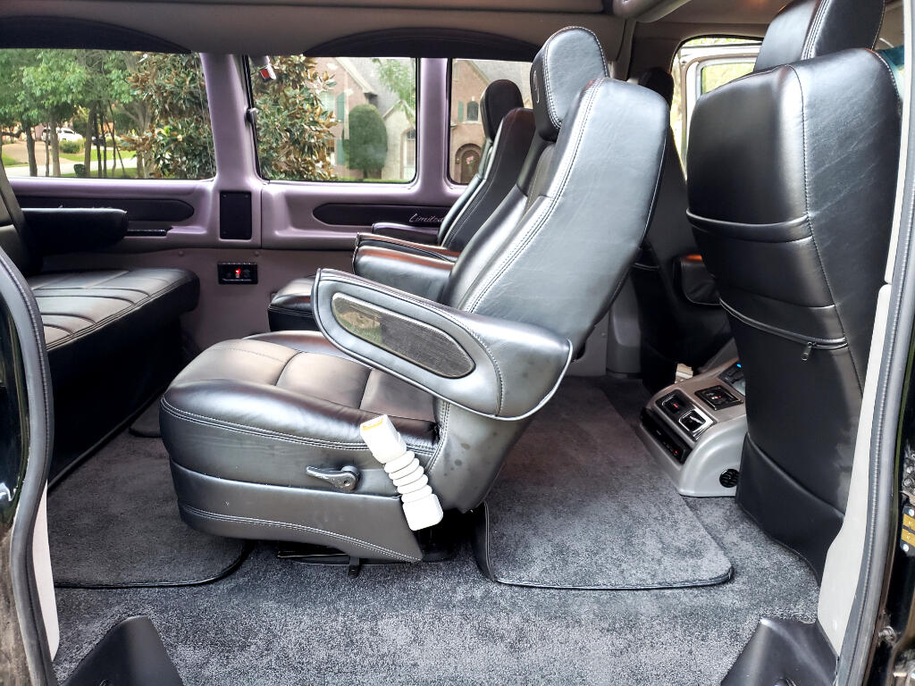 2015 GMC Savana QUIGLEY SAVANA HIGHTOP CONVERSION VAN