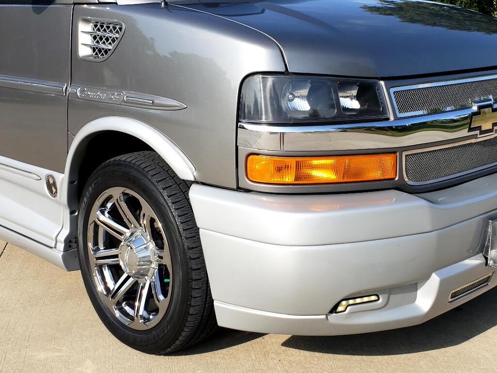 2013 Chevrolet Express G2500 3LT RV