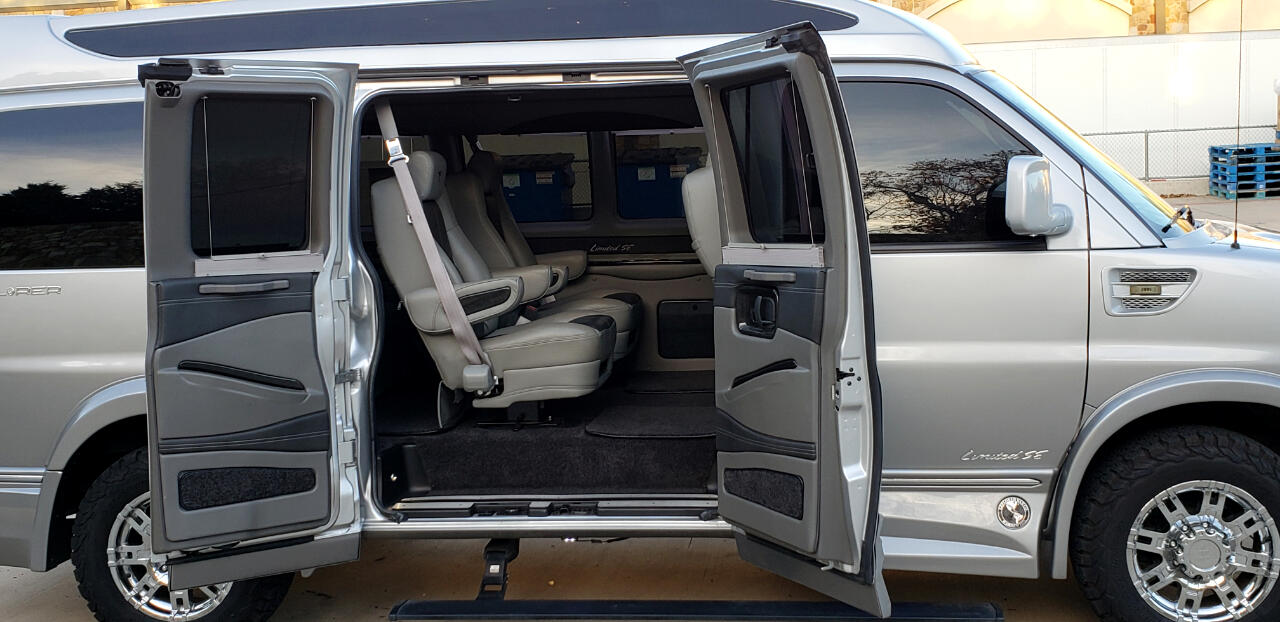 2015 Chevrolet Express QUIGLEY EXPRESS 2500 EXPLORER CONVERSION