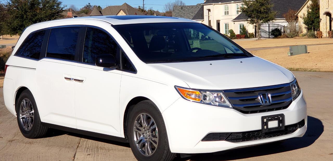 Used 2012 Honda Odyssey EX-L for Sale in Dallas TX 75207 ...