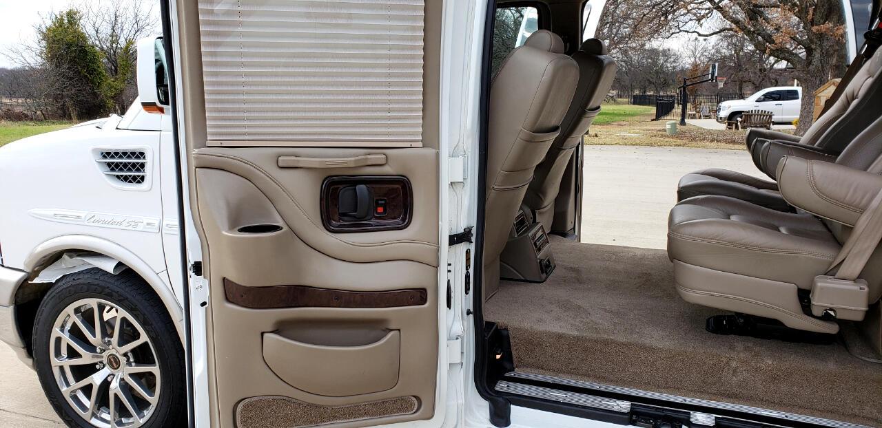 2011 GMC Savana RV G1500 3LT