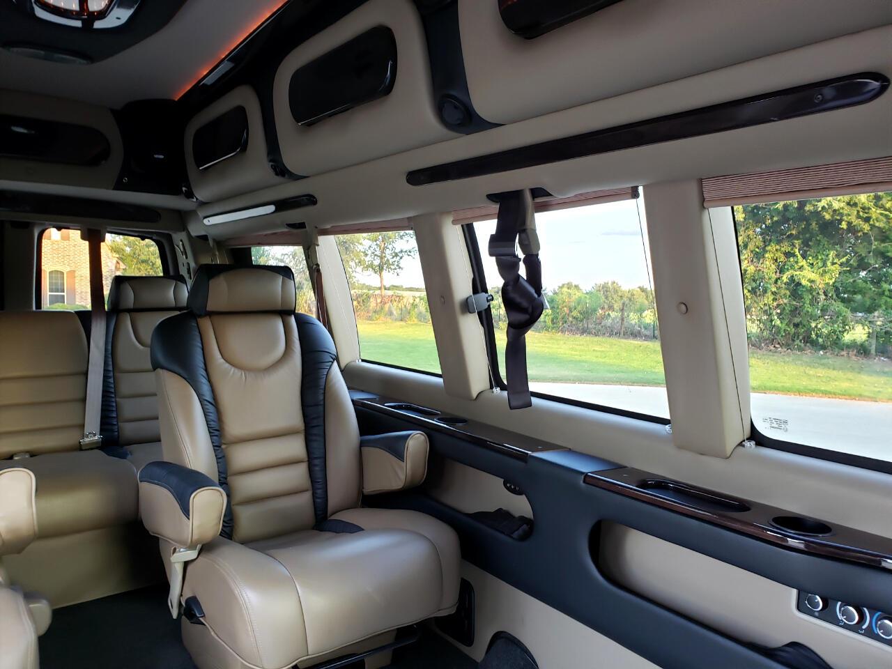 2014 GMC Savana RV G2500 3LT