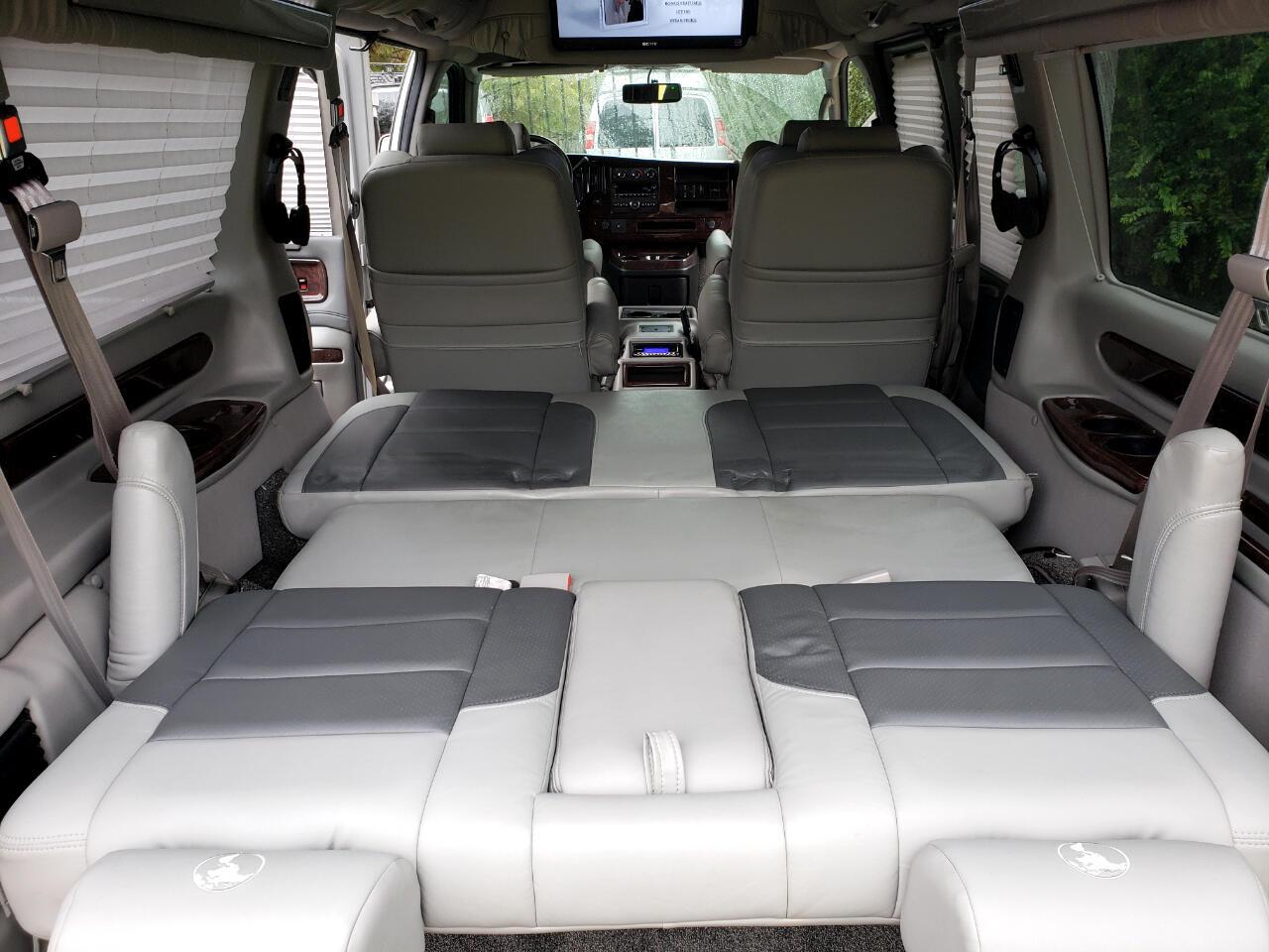 2010 Chevrolet Express Express 1500 Hightop Explorer Limited SE Conversio