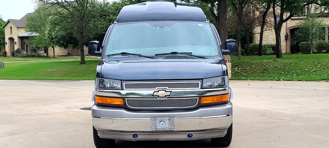 Chevrolet Conversion Van  2014