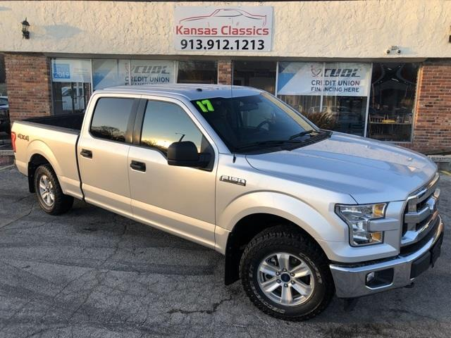 Ford F-150 Lariat SuperCrew 6.5-ft. Bed 4WD 2017