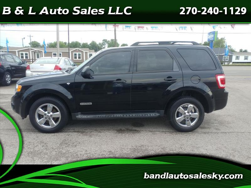 2008 Ford ESCAPE XLT XLT