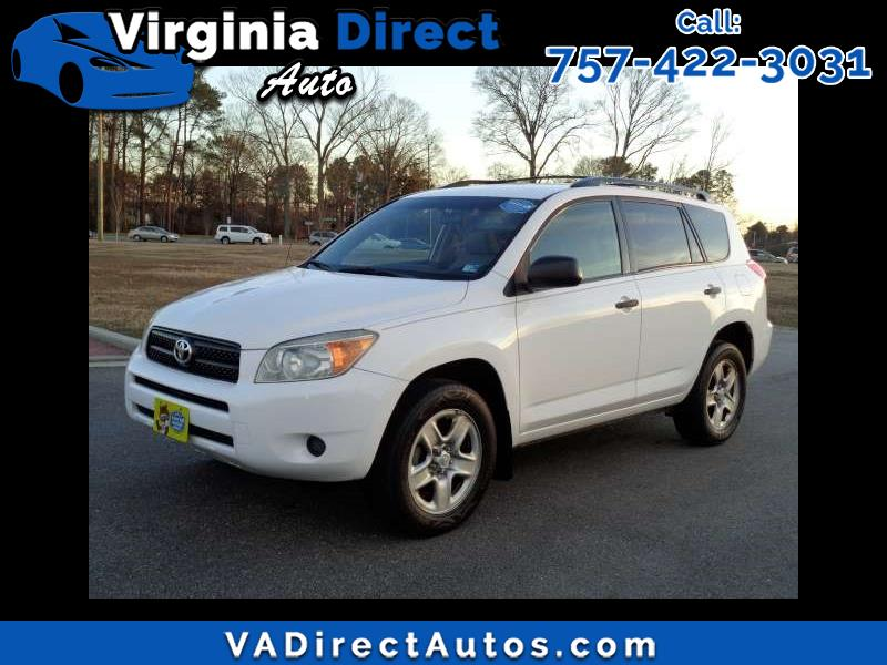 2006 Toyota RAV4 Base I4 4WD with 3rd Row
