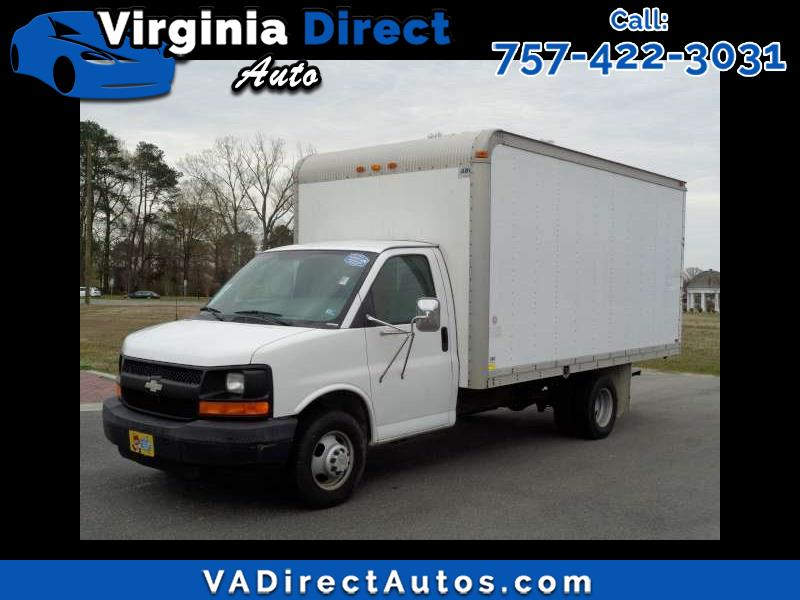 2005 Chevrolet Express Box Truck