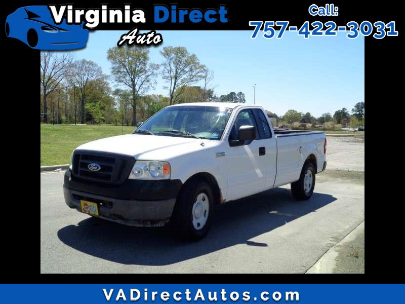 "2007 Ford F-150 2WD Supercab 163"" XL"