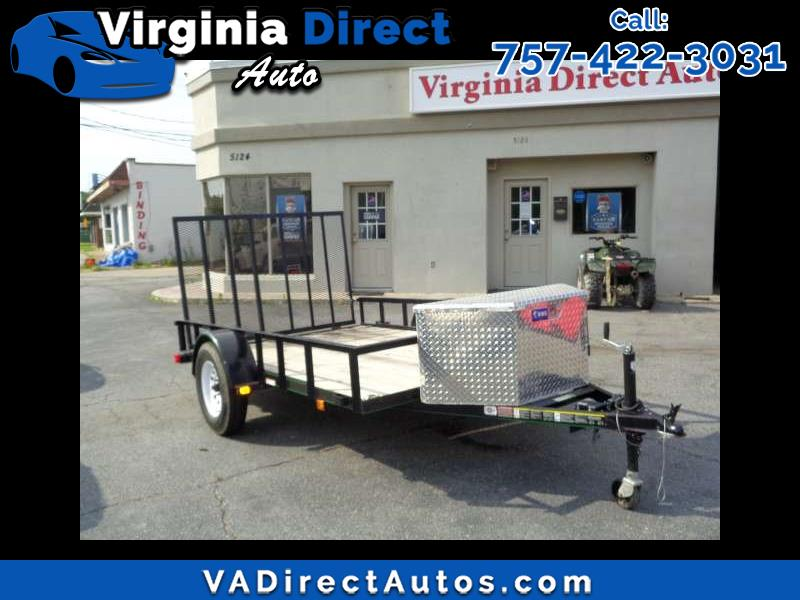 Carry-On Utility Single Axle  2011