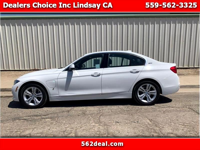 BMW 3-Series 330e iPerformance Sedan 2017