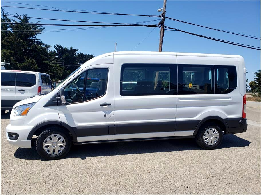 Ford Transit 350 Wagon Med. Roof XL w/Sliding Pass. 148-in. WB 2020