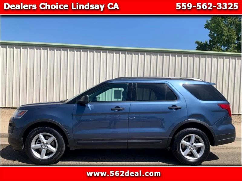 Ford Explorer Base 4WD 2018