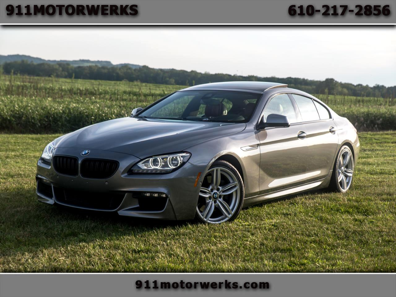 BMW 6-Series Gran Coupe 640i xDrive 2015