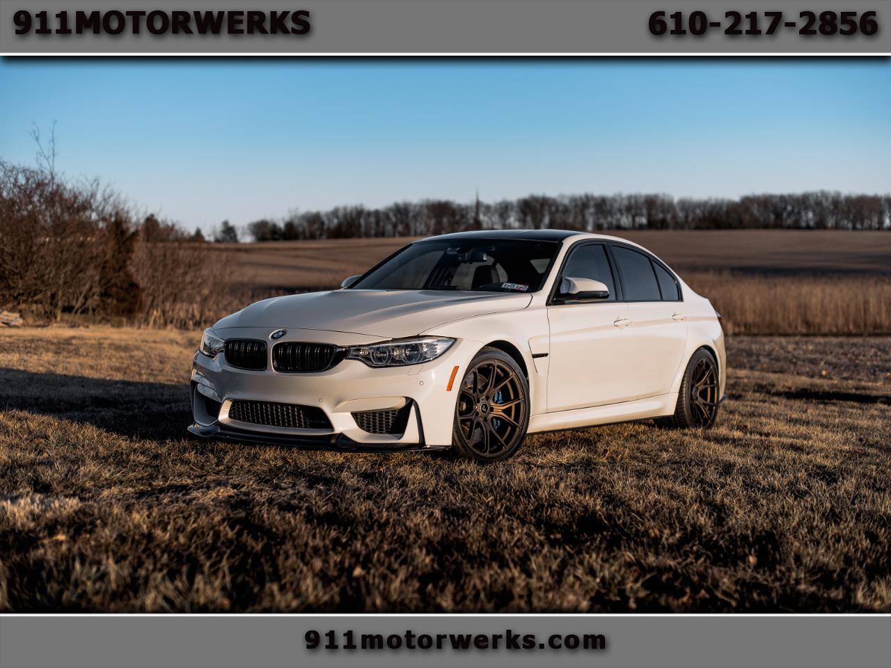 BMW M3 Base 2015