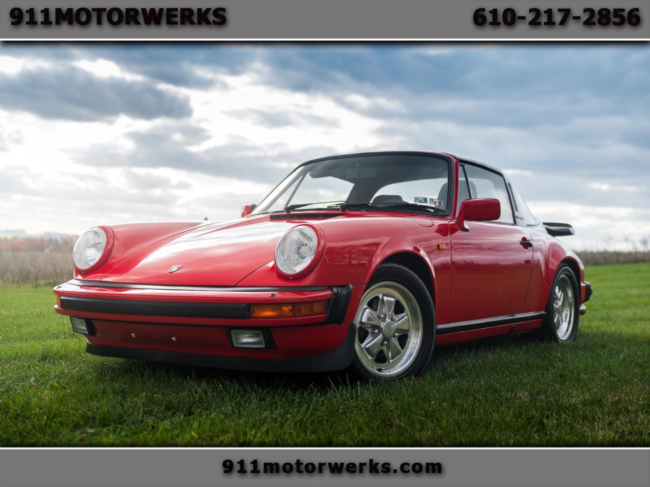Porsche 911T  1985