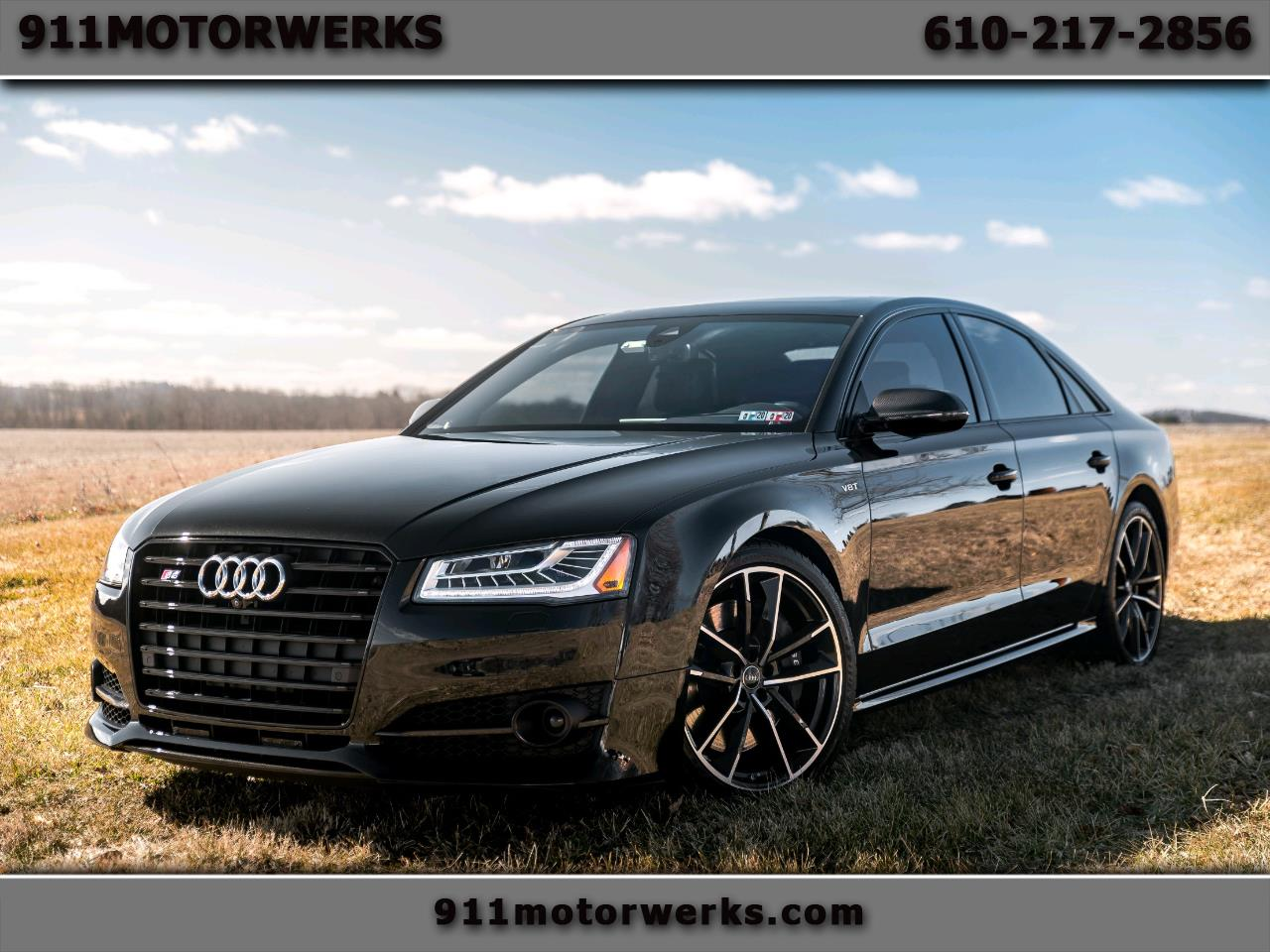Audi S8 4.0 Sedan quattro Tiptronic 2017