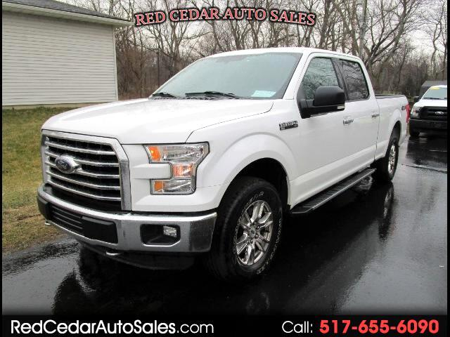 2016 Ford F-150 XLT SuperCrew SB 4WD