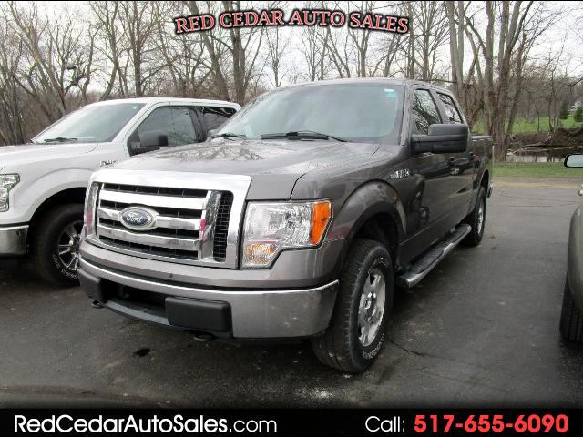 2010 Ford F-150 XLT SuperCrew 4WD