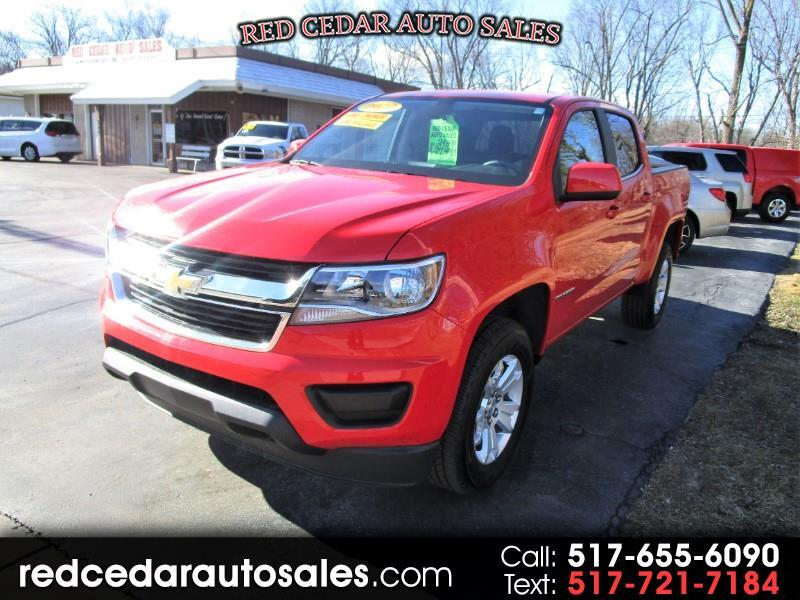 2019 Chevrolet Colorado LT Crew Cab 4WD Short Box