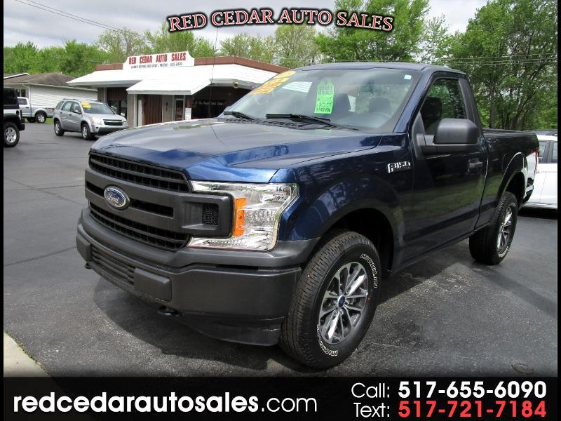 2018 Ford F-150 XL 6.5 ft. Bed 4WD