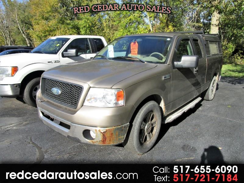 2006 Ford F-150 XLT SuperCab 6.5-ft Bed 2WD