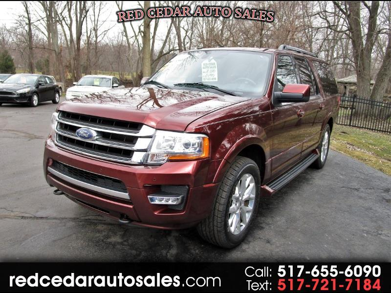 Ford Expedition EL Limited 4WD 2017