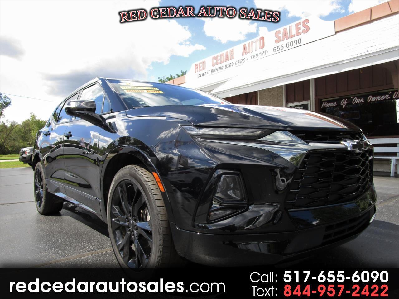 Chevrolet Blazer AWD 4dr RS 2020
