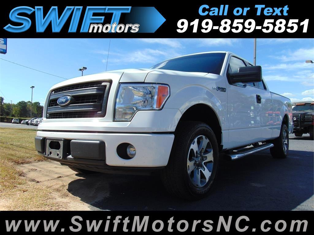 2013 Ford F-150 STX Ext Cab 2WD