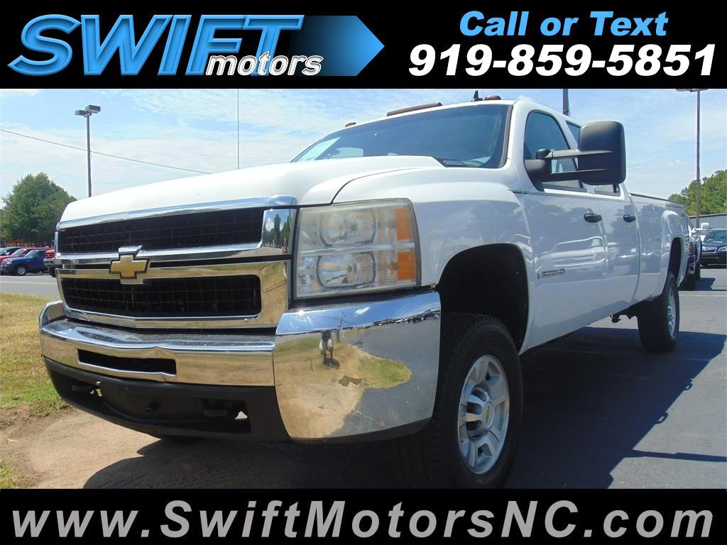 2008 Chevrolet Silverado 3500HD LS Worktruck