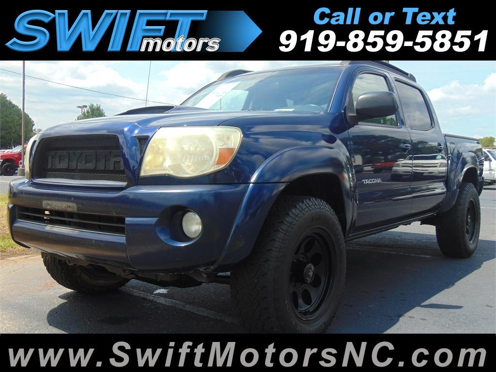 2007 Toyota Tacoma TRD Sport Double Cab 4WD