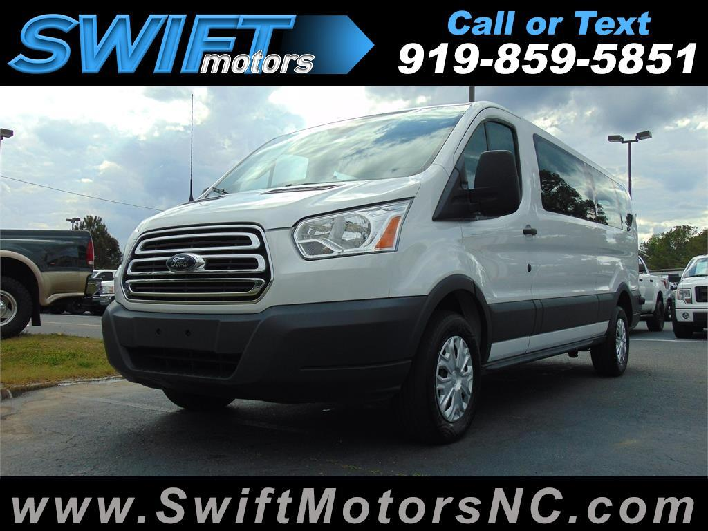 2016 Ford Transit 350 Wagon Low Roof XLT w/Sliding Pass. 148-in. WB