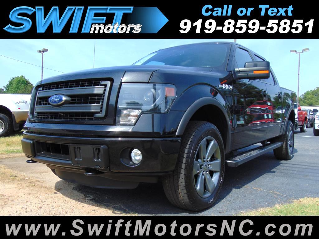 2014 Ford F-150 FX4 4WD