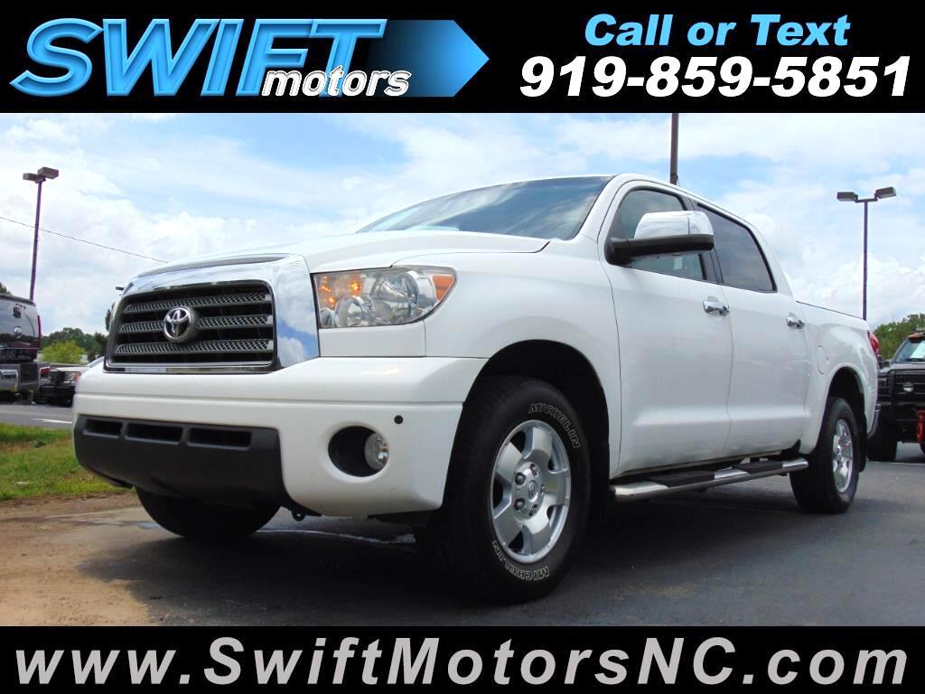 2008 Toyota Tundra CrewMax Limited