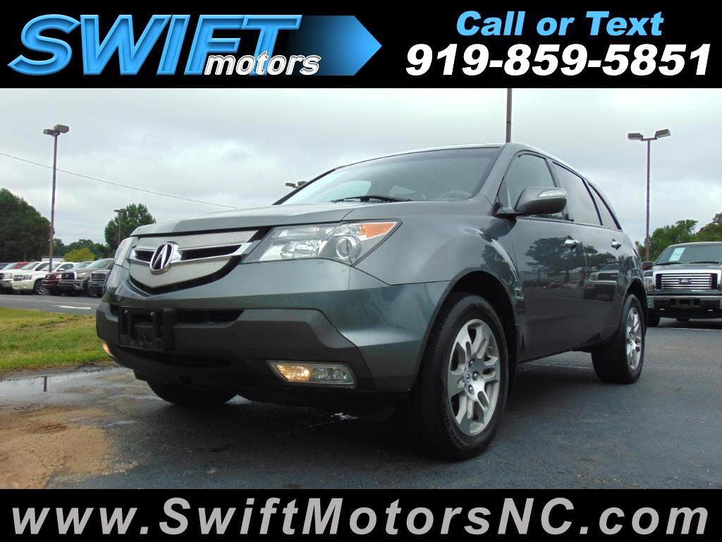 2008 Acura MDX 4WD 4dr Tech/Pwr Tail Gate