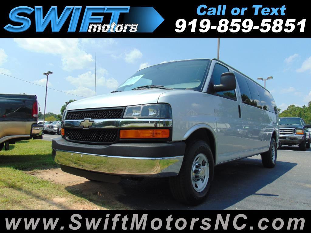 """2015 Chevrolet Express RWD 3500 155"""" LT w/1LT"""