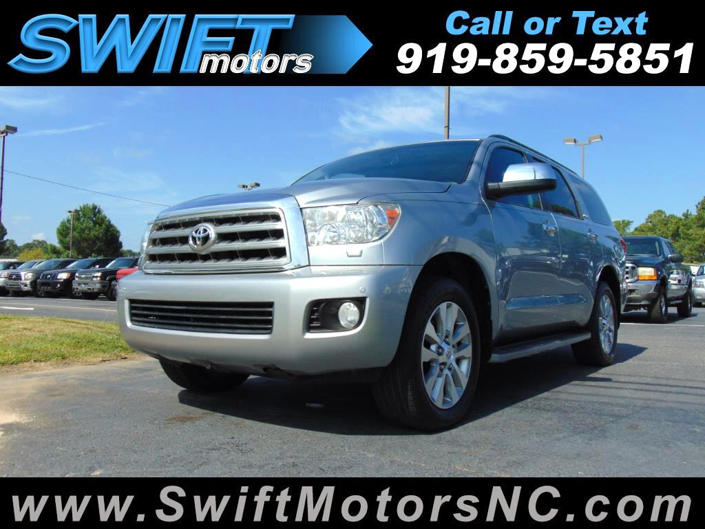 2011 Toyota Sequoia 4WD LV8 FFV 6-Spd AT Ltd (Natl)