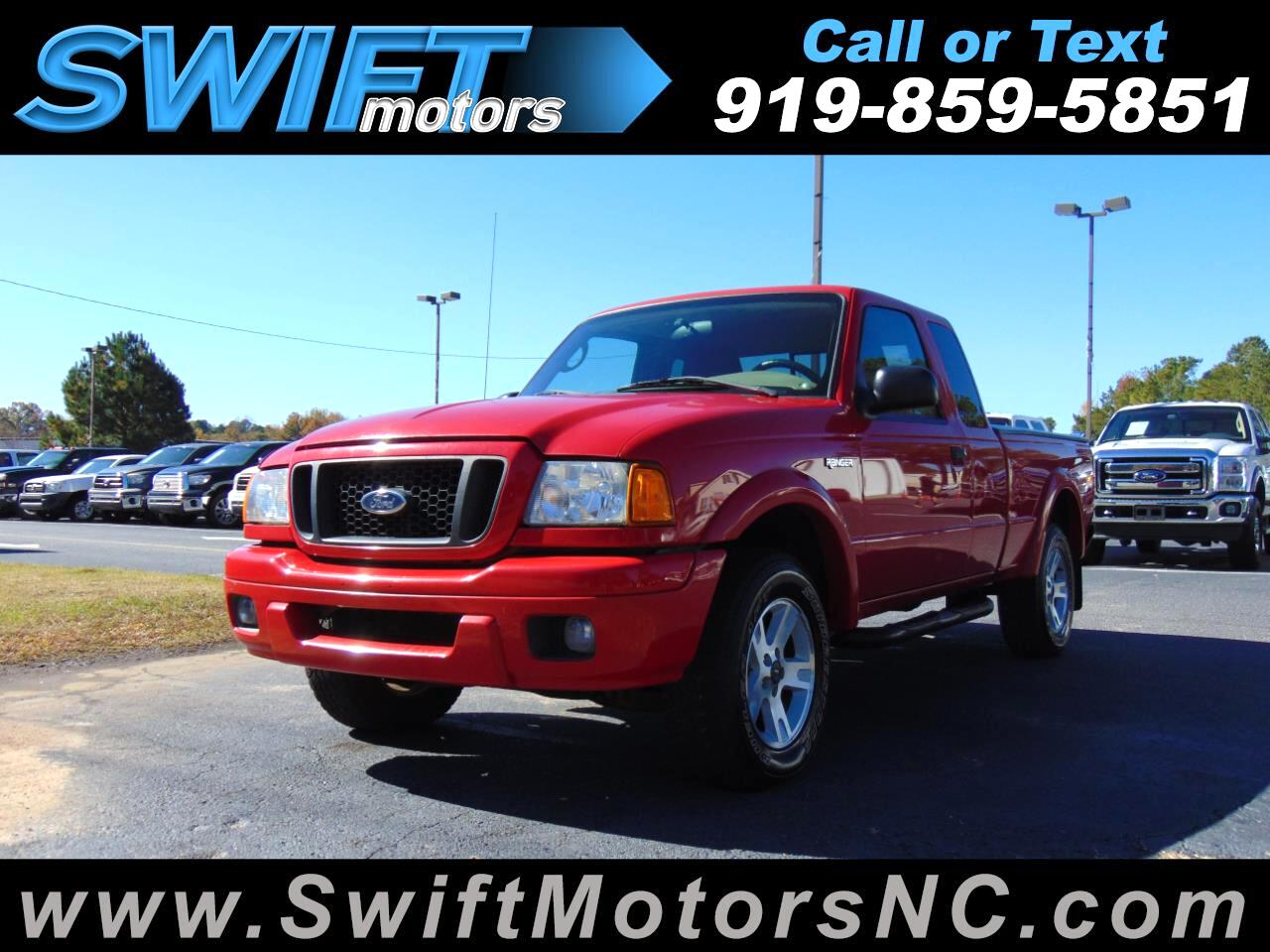 2005 Ford Ranger  for sale VIN: 1FTYR44E25PB00542