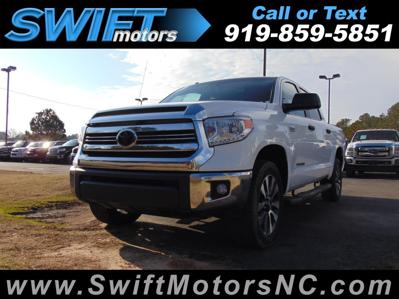 2015 Toyota Tundra CrewMax 5.7L FFV V8 6-Spd AT SR5 (Natl)