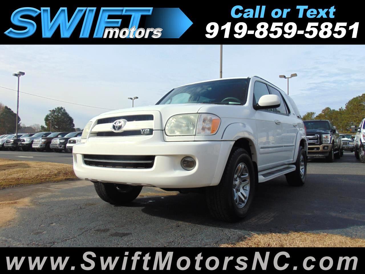 2007 Toyota Sequoia 2WD 4dr SR5 (Natl)