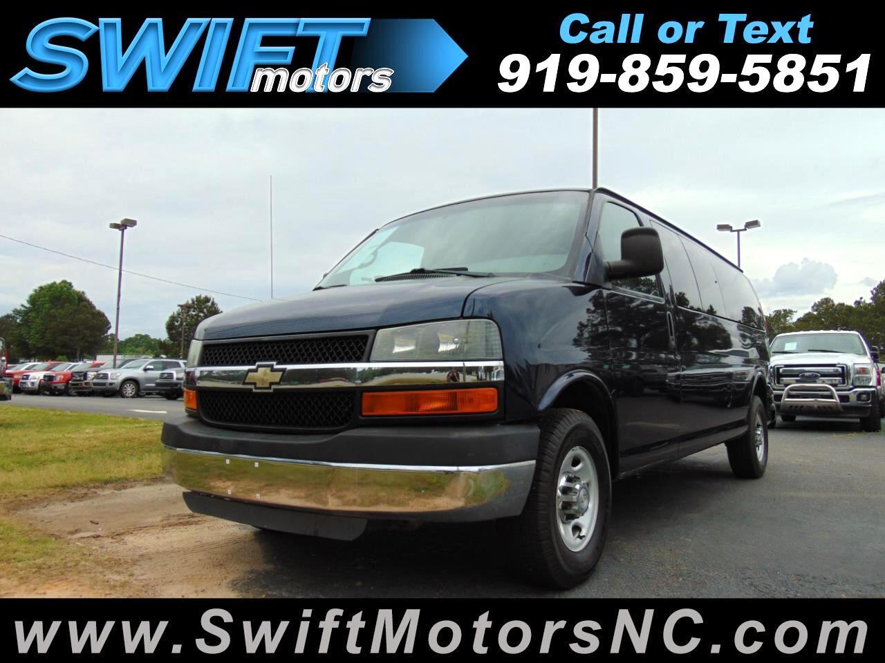 2011 Chevrolet Express RWD 3500 155