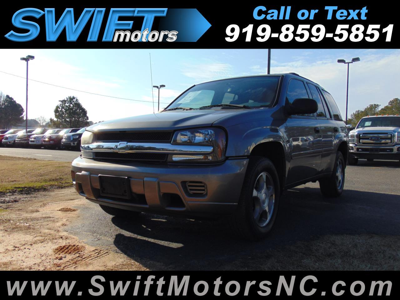 2008 Chevrolet TrailBlazer 2WD 4dr Fleet w/2FL
