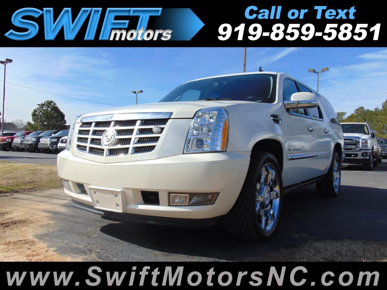 2010 Cadillac Escalade ESV AWD 4dr Premium