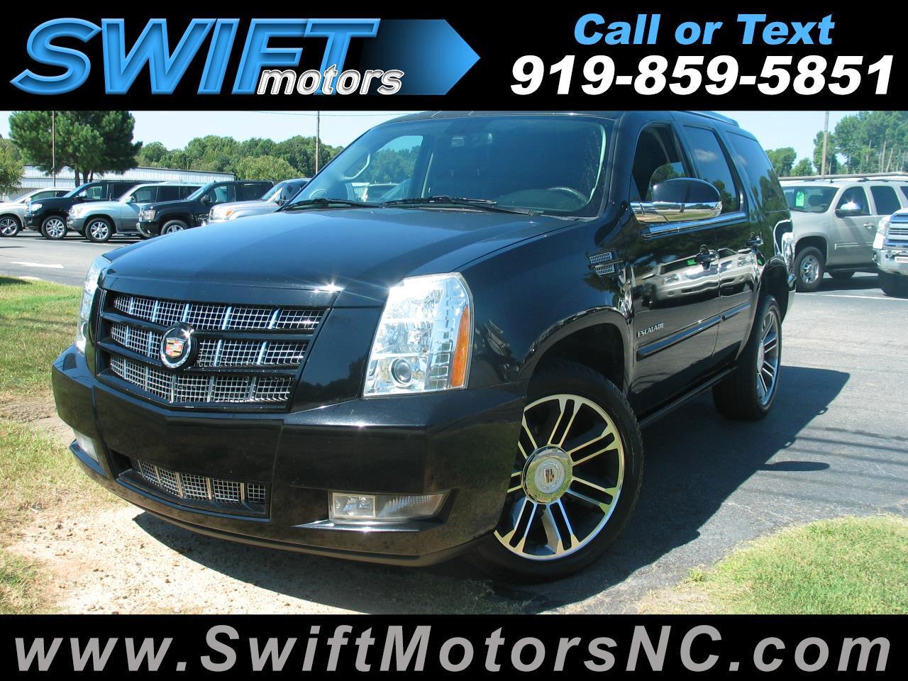 Cadillac Escalade 2WD Premium 2013