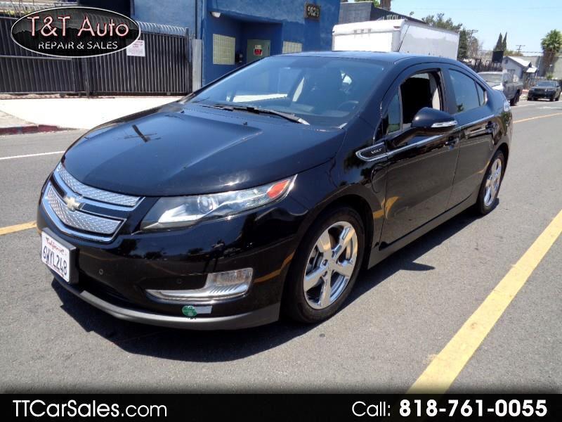 Chevrolet Volt Premium w/ LEP 2012