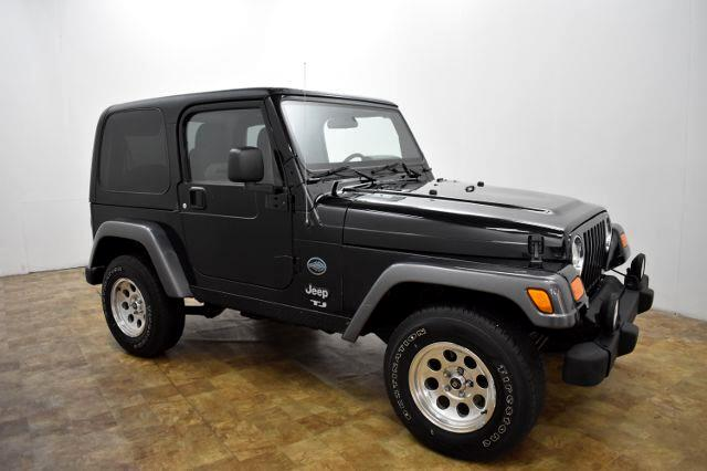 2004 Jeep Wrangler 4WD 2dr X