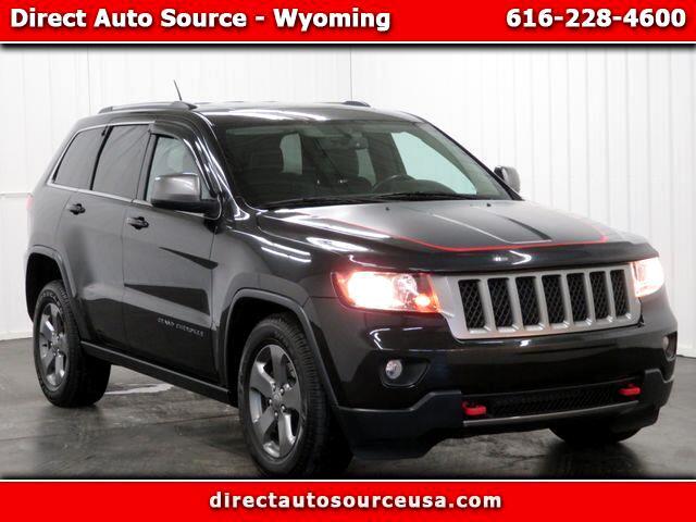 2013 Jeep Grand Cherokee Trailhawk 4x4 *Ltd Avail*