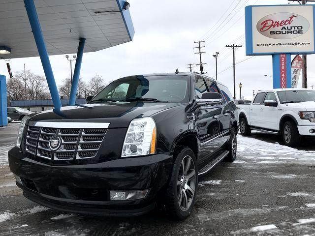 Cadillac Escalade ESV AWD Luxury 2011