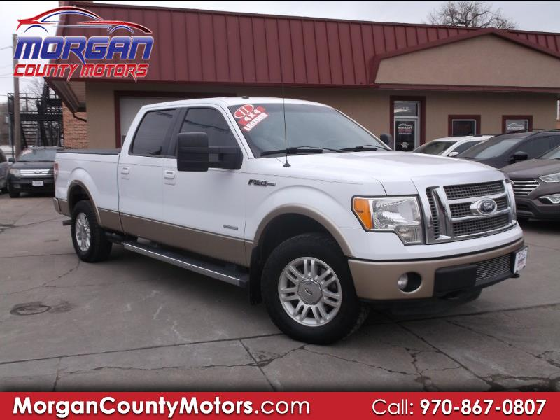 """2011 Ford F-150 4WD SuperCrew 145"""" King Ranch"""