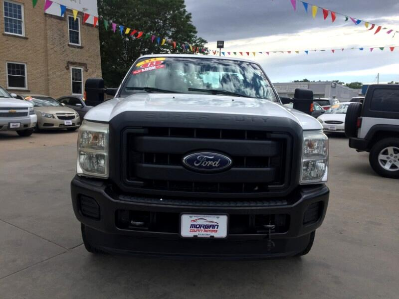 2013 Ford F-250 SD XL 4WD